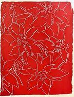 Andy Warhol, 'Poinsettias', c. 1983