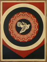 Shepard Fairey, 'Peace Dove', 2011