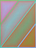 Richard Anuszkiewicz, 'Inward Eye #2', 1970
