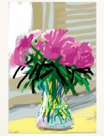 David Hockney, 'My Window. Art Edition (No. 1–250), iPad drawing 'No. 535', 28th June 2009', 2019