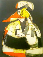 Manolo Valdés, 'Las Meninas #3', 2000