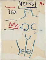 Jean-Michel Basquiat, 'Venus', 1982