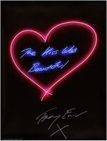 Tracey Emin, 'The Kiss Was Beautiful, (2013)', 2013