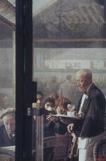 Waiter, Paris