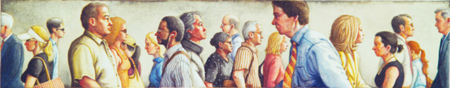 Gregory Halili, 'Fifth Avenue', 2006