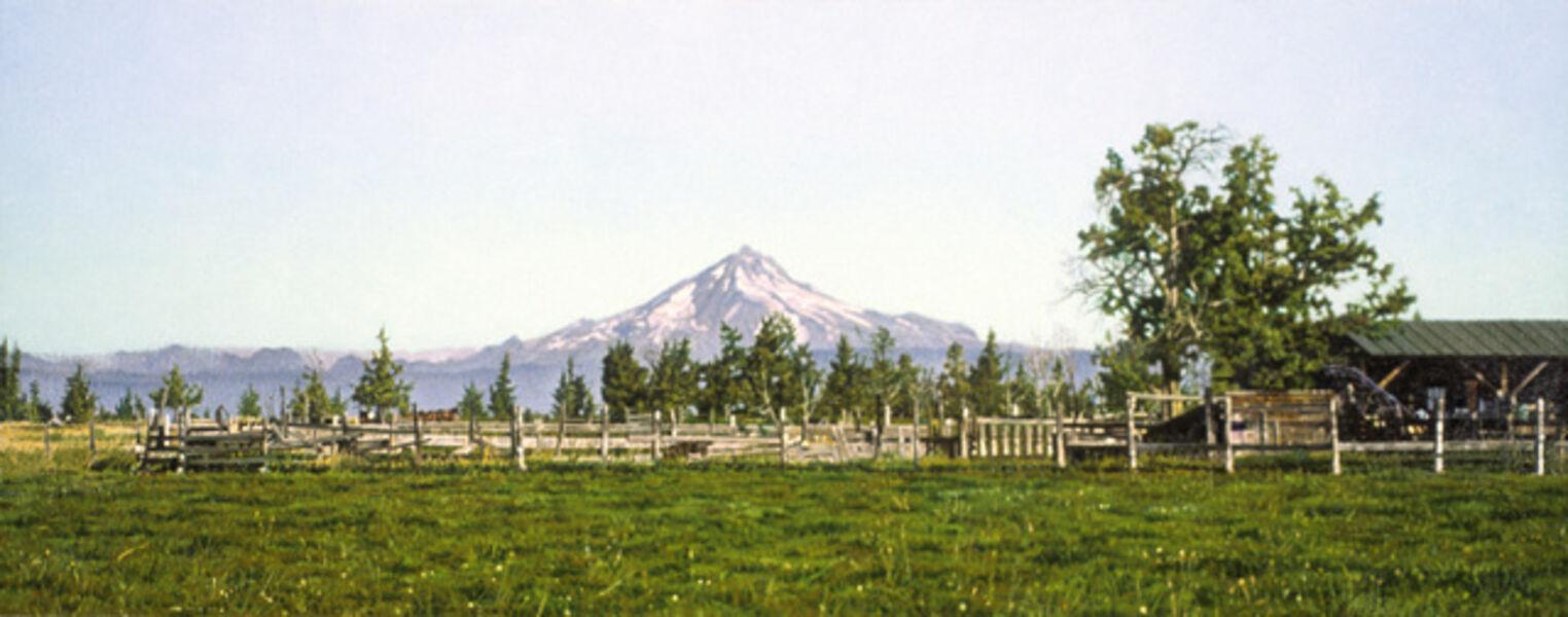 Richard McLean, 'Untitled (Mt. Jefferson)', 2002