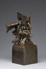 Généreusement ou Projet de Monument à Eugène Carrière (Magnanimous or Project for the Monument to Eugène Carrière)