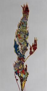 George Mead Moore, 'De la Serie Cannabis, Torre a Color II', 2011