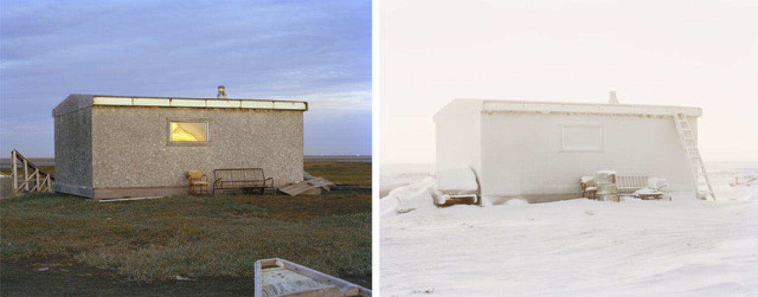 Eirik Johnson, 'Barrow Cabins 03', Summer 2010-Winter 2012