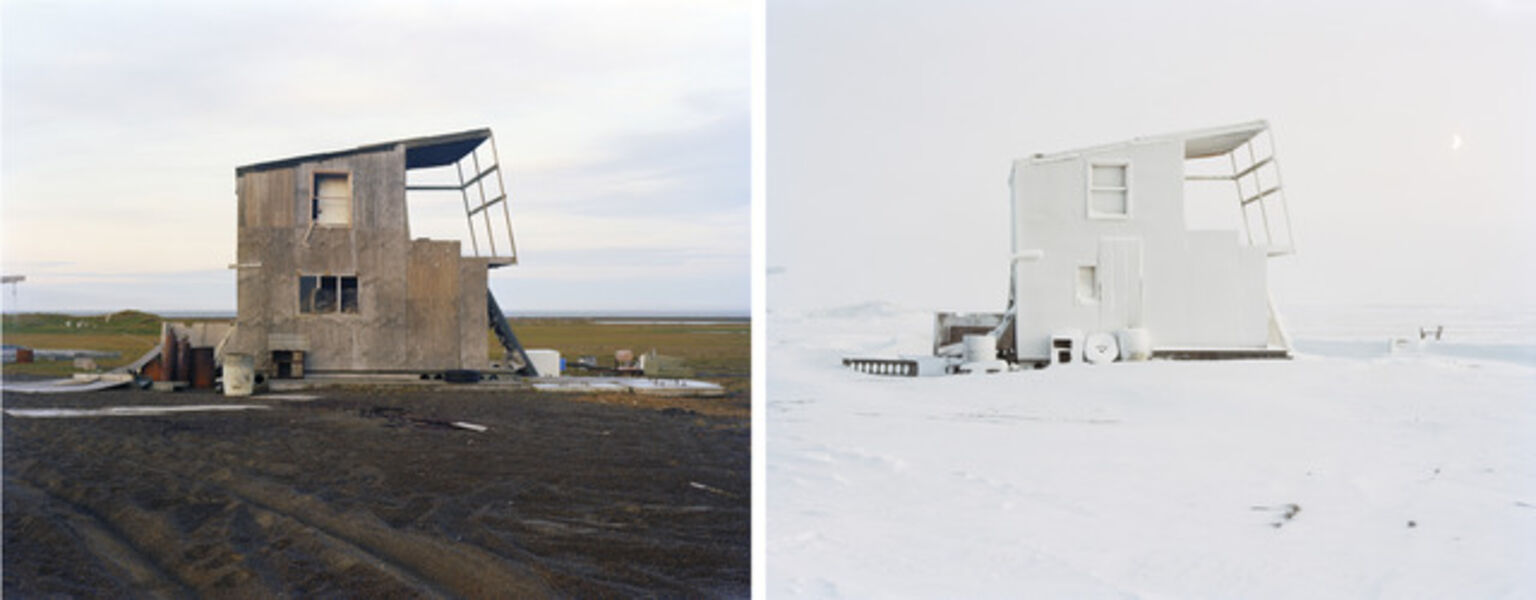 Eirik Johnson, 'Barrow Cabins 07', Summer 2010-Winter 2012