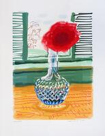 David Hockney, 'My Window: iPad drawing 'No. 281'', 2010