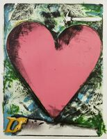 Jim Dine, 'A Heart at the Opera', 1983