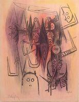 Wifredo Lam, 'Clairiere, from Pleni Luna ', 1974