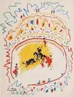 Pablo Picasso, 'Le Petit Corrida (The Little Bullfight)', 1958