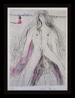 Salvador Dalí, 'La Venus aux Fourrures Woman on Horse ', 1968