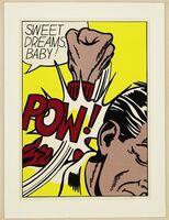 Roy Lichtenstein, 'Sweet Dreams Baby!', 1965