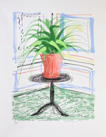 David Hockney, 'A Bigger Book, Art Edition C', 2010