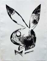 Andy Warhol, 'PLAYBOY BUNNY', 1985
