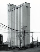 Bernd and Hilla Becher, 'Grain Elevator - Sycamore, Ohio, USA', 1987-2008