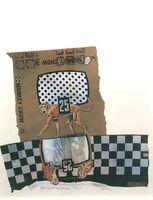 Robert Rauschenberg, 'Chow Bags - Monkey Chow', 1977