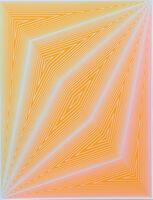 Richard Anuszkiewicz, 'Inward Eye #4', 1970