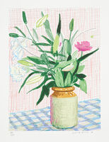 David Hockney, 'A Bigger Book, Art Edition D'