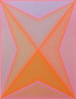 Richard Anuszkiewicz, 'Inward Eye #6', 1970