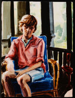 Elizabeth Peyton, 'Nick in Orient (Nick Mauss)', 2004