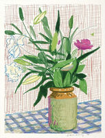 David Hockney, 'Untitled no. 516  from A Bigger Book: Art Edition D', 2016