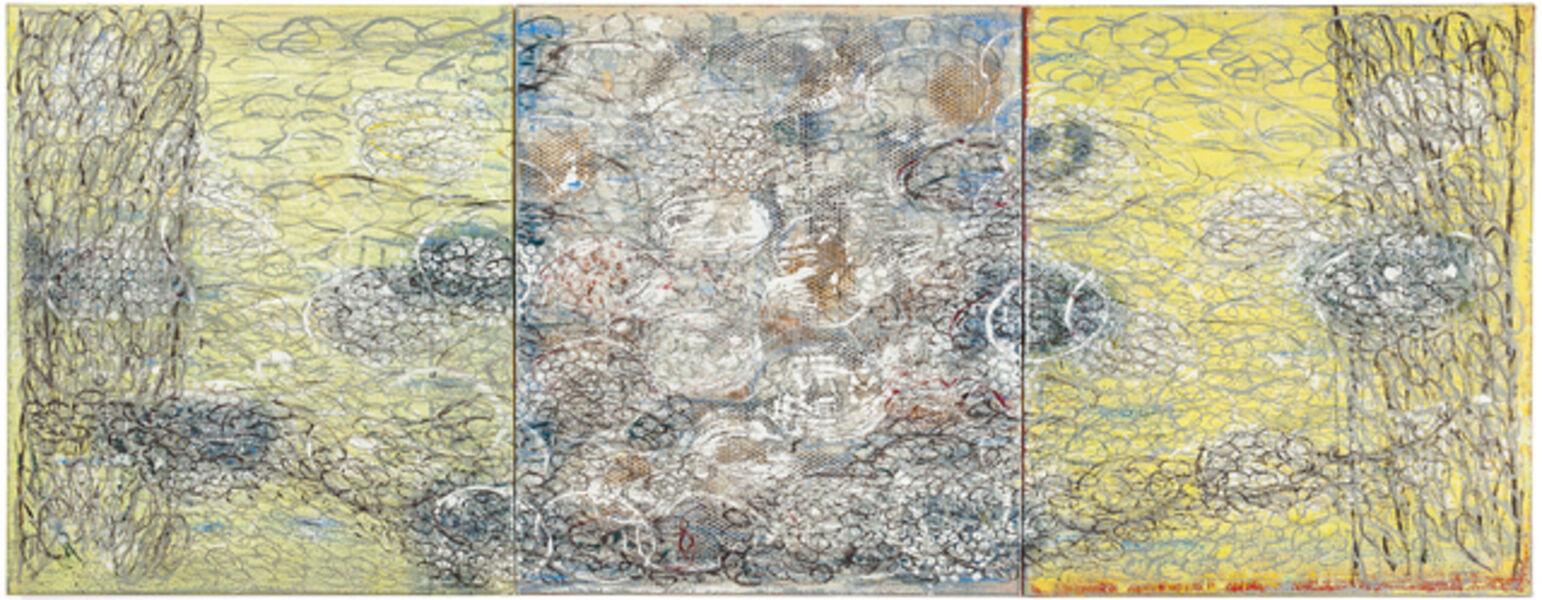 Markus Baldegger, 'Triptych I', 2014