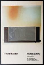 Toaster (Plakat zur Ausstellung der Tate Gallery)—from Sammlung Hückstädt