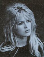 Russell Young, 'Bardot'