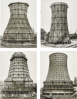 Bernd and Hilla Becher, 'Water Tower Typology', 1979-85