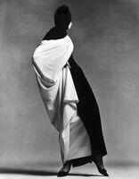 Richard Avedon, 'Jean Shrimpton, Toga By Forquet, Paris Studio', 1965