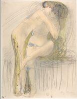 Auguste Rodin, 'The Embrace', 1900-1910