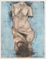 Jim Dine, 'Venus at Sea', 1985