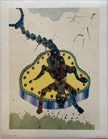 Salvador Dalí, 'Scorpio', 1969