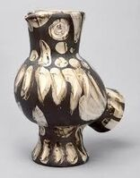Pablo Picasso, 'Chouette (Owl) Pitcher', 1969