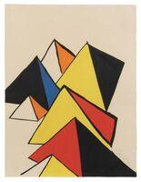 Alexander Calder, 'Pyramids'