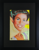 "Andy Warhol, 'Interview Magazine Signed by Andy Warhol ""Jane Fonda"" ', 1984"