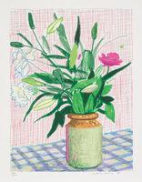 David Hockney, 'A Bigger Book, Art Edition D', 2010/2016