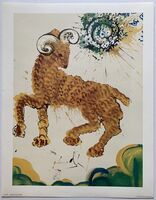 Salvador Dalí, 'Aries', 1969