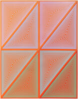 Richard Anuszkiewicz, 'Plate 7 from The Inward Eye Portfolio', 1970