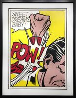 Roy Lichtenstein, 'Sweet Dreams Baby', 1965