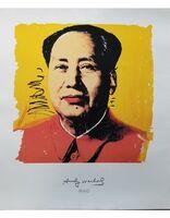 Andy Warhol, 'Mao, 1972', n/a