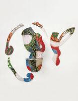 Betty Woodman, 'Balustrade Relief Vase 07-4', 2007