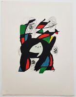 Joan Miró, 'La Mélodie Acide - 8', 1980