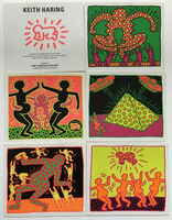 Keith Haring, 'Fertility', 1983