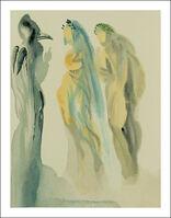 Salvador Dalí, 'The Heaven of Venus, Paradise, The Divine Comedy', 1960