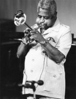 Arthur Elgort, 'Dizzy Gillespie, New York', 1988